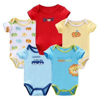 5pcs in a pack (BABY BOYS) Carter's Romper (RANDOM DESIGN) baby fashion fullmoon newborn gift Christmas gift : BABYMART.MY Rompers Bodysuit, romper, romper women, rompers baby girl, rompers baby boy, romper baby, baby romper, baby romper girl, baby
