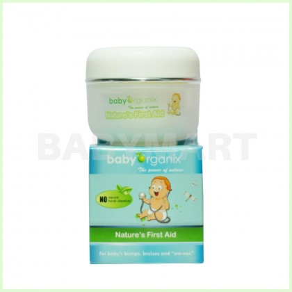 Baby Organix Nature First Aid Cream Treatment and Control All Skin Skin Type baby Adult Cream Eczema :  BABYMART.MY 3m Cream, Eczema, Eczema cream, Whitening cream, Eye Cream, BB cream, Hair removal cream, CC cream, cetaphil moisturizing cream, cream