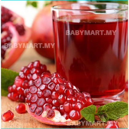 Dimes Moment Pomegrante Juice 100% Pure Squeezed Premium Juice 250ML