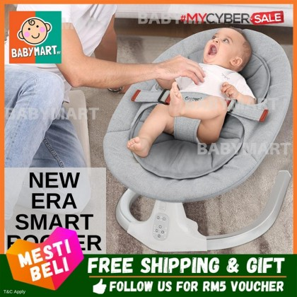 Ready Stock! Music Swing Baby Electronic Bed Rocker Bedding Swing  Musical Bed Mosquito Net Swing Bed Auto Swing Bed Premium Quality Automatic bluetooth Baby Cradle Electric Baby Intelligent Swing Bed Rocking Chair Newborn Bed Katil Baby Katil Elektrik
