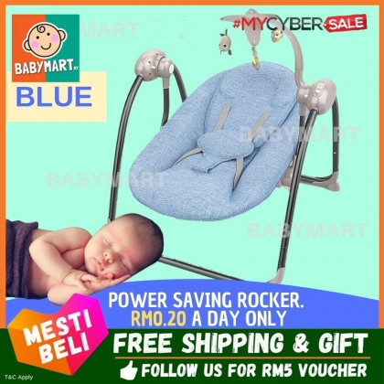Music Swing Baby Electronic Bed Rocker Bedding Swing  Musical Bed Mosquito Net Swing Bed Auto Swing Bed Premium Quality Automatic bluetooth Baby Cradle Electric Baby Intelligent Swing Bed Rocking Chair Newborn Bed Katil Baby Katil Elektrik