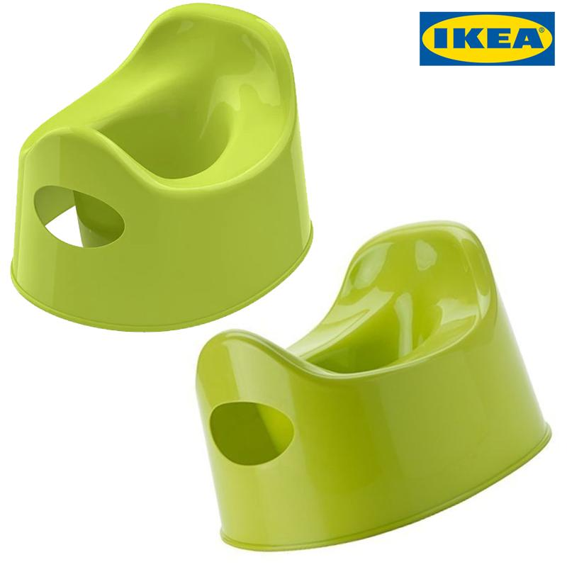 IKEA High Quality Portable Lilla Toilet Seat Green Kids Children Toddler Toilet Trainer Training Potty Seat with Soft Curves and Edges : BABYMART.MY Potty training seat, Potty training pants, Baby Potty, Squatty Potty,potty chair, fisher price potty