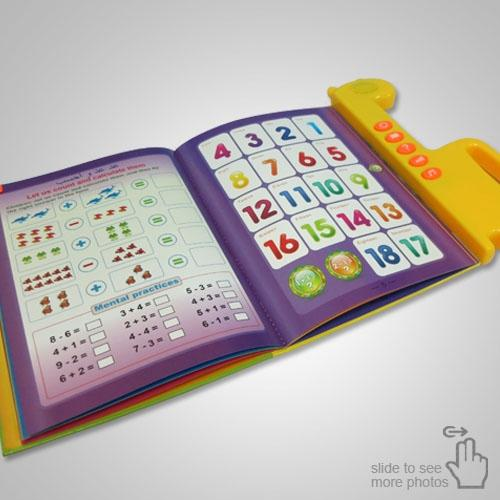 [ GOOD QUALITY ] Islamic E-Book for Children Toy Fun Learning Quran Learning Machine educational toys E-BOOK for children : BABYMART.MY Islamic Kids Ebook Touchpad Arabic English Al-Quran Early Learning E-Book with Music Song 0626