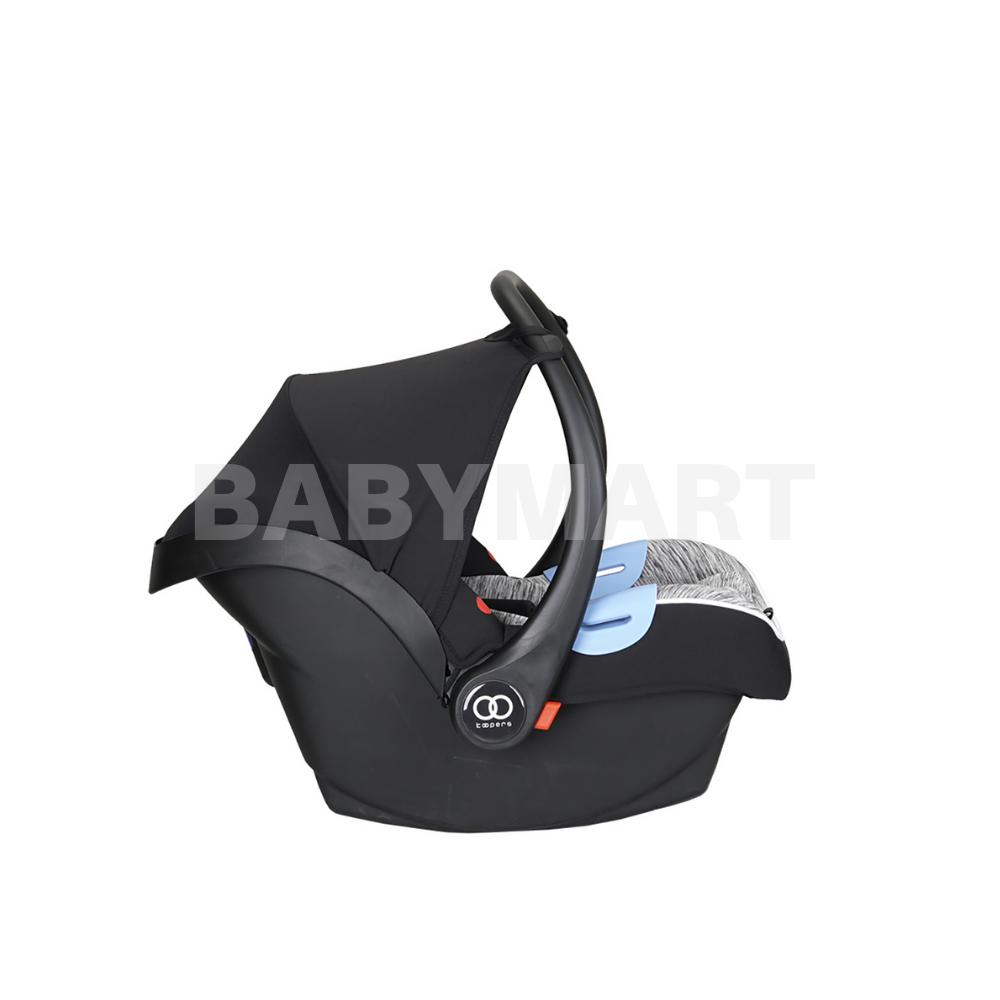 Koopers Danza Infant Baby Carrier Safety Seat Strip Pattern Convertible from New Born Up to 13kg with 1 Year Warranty + FREE GIFT : BABYMART.MY Koopers, Koopers pago, Koopers Lambada, Koopers Lavolta, Koopers Car Seat, Carseat, carseat Baby, Carseat