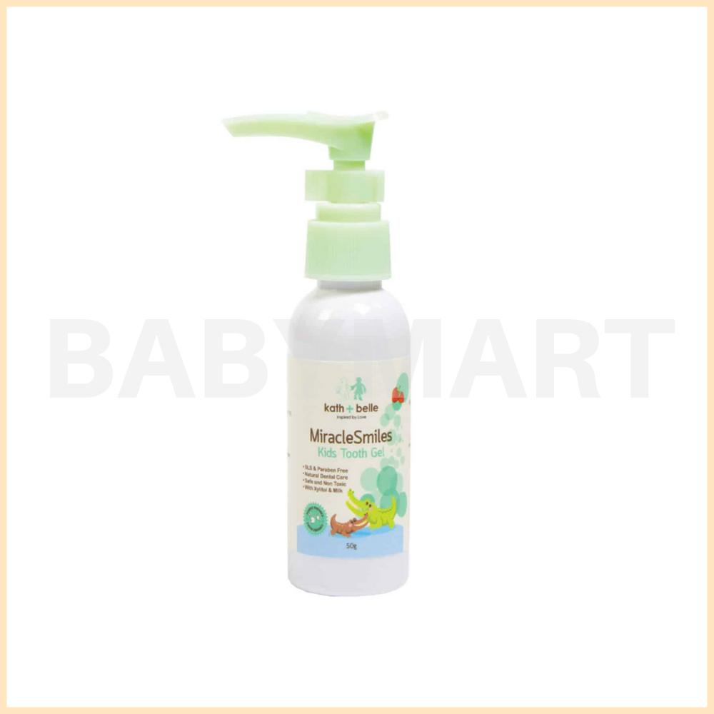 Kath+Belle Baby Kids Tooth Gel Melon / Strawberry Flavor Natural Dental Care Safe Non Toxic : BABYMART.MY Toothbrush Holder, Toothbrush, Toothpaste, Toothpaste Dispenser, Toothbrush Electeric, Toothpick, Tooth Whitening, Ubat Gigi