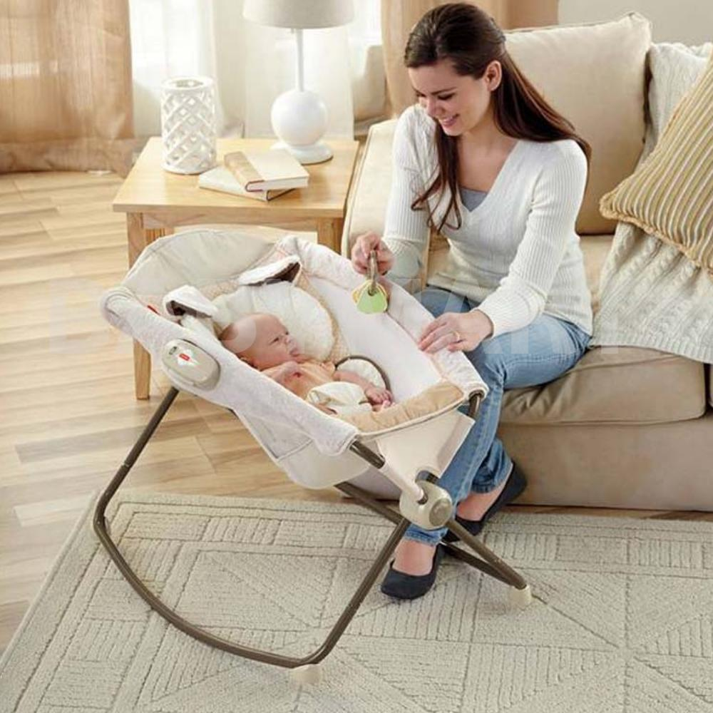 Fisher Price Baby Bouncer Sleeper and Playtime Seat Calming Vibration Bouncer Rocker Deluxe Newborn Rock and Play Sleeper : BABYMART.MY Baby rocker bouncer, Rocker baby, Rocker Switch, Rocker chair, Baby rocker, Baby bed, fisher price rocker