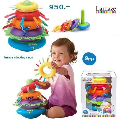 Ready Stock! Lamaze Rainbow Tower Baby Toys Spin and Stack Rings Toy Play and Grow Infant Development System and Skills ; BABYMART.MY Toys for boy, Toys for Girl, Toys, Toys for Kids, Toys Education, Toys Story, Toys for Baby, Educational Toys for Kids,