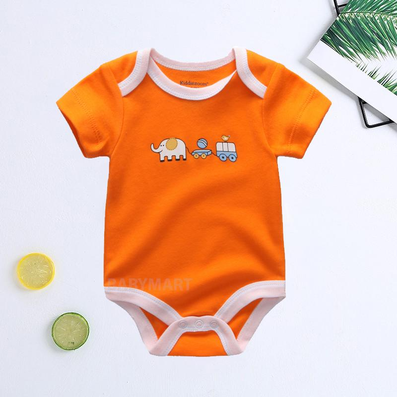 FLASH SALE! Good Quality!! Best Seller! 1pcs Baby Girl / Boy Carter\'s Cotton Romper (RANDOM DESIGN) Baby Clothing Fashion Fullmoon Newborn Christmas Gift