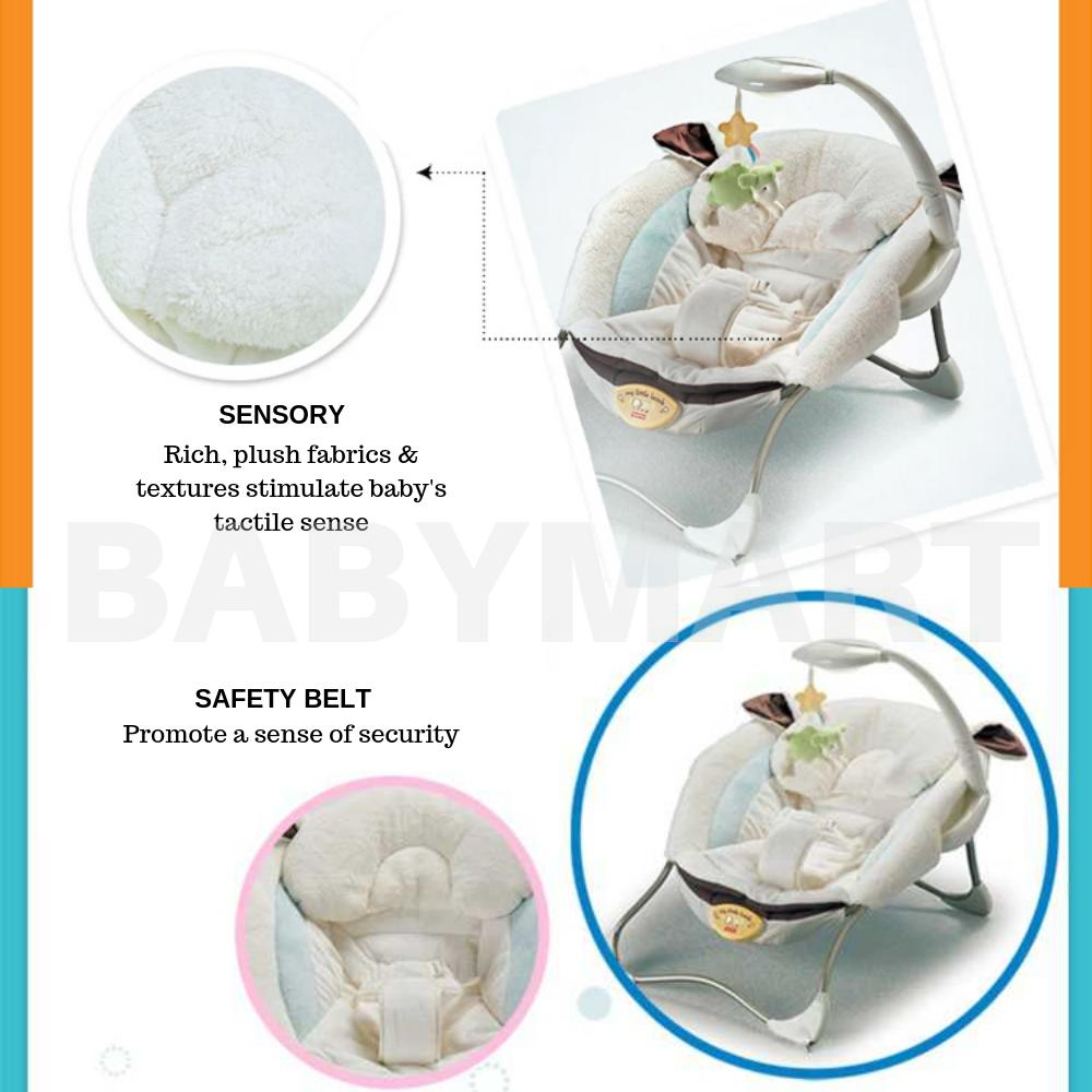 Fisher Price My Little Lamb Baby Bouncer Musical and Vibration Baby Infant Seat Snuggly Soft and Comfy for Your Little New Born Baby : BABYMART.MY  Baby rocker bouncer, Rocker baby, Rocker Switch, Rocker chair, Baby rocker, Baby bed, fisher price rocker